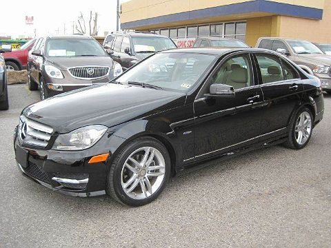 Image of Used 2012 Mercedes-Benz C-class C 250