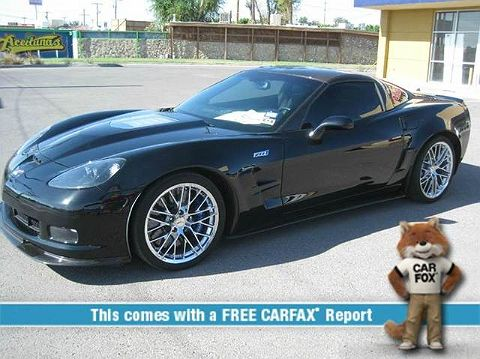 Image of Used 2011 Chevrolet Corvette ZR1 ZR1