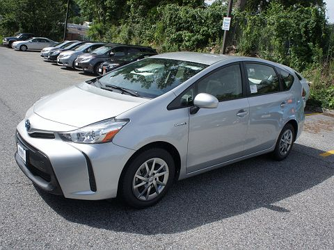 Image of New 2016 Toyota Prius V Two