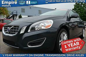 Image of Used 2012 Volvo S60 T5