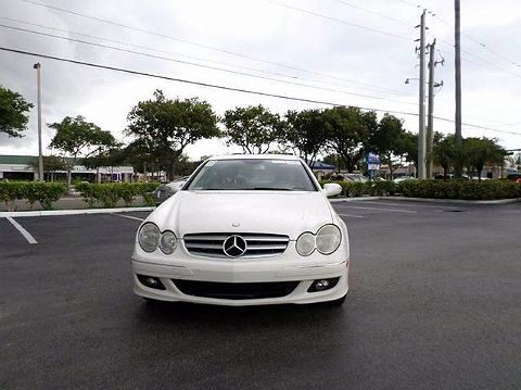 Image of Used 2006 Mercedes-Benz CLK-class 350