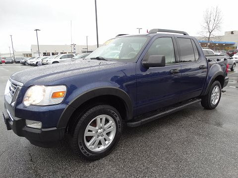 Image of Used 2007 Ford Explorer Sport Trac XLT