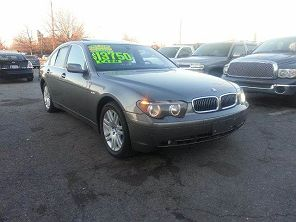 Image of Used 2002 BMW 7-series 745i