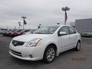 Image of Used 2012 Nissan Sentra