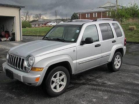 Image of Used 2005 Jeep Liberty Limited Edition