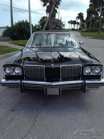 1974 Oldsmobile Ninety Eight