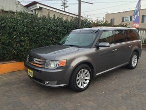 Image of Used 2009 Ford Flex SEL