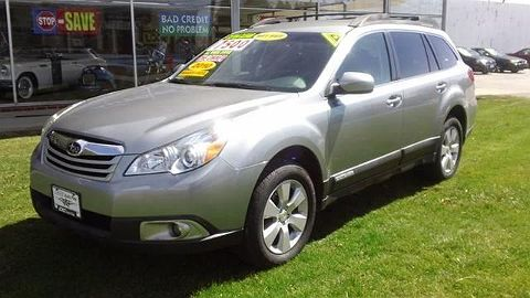 Image of Used 2010 Subaru Outback 2.5i