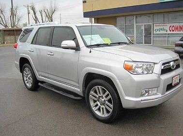 2012 Toyota 4Runner Limited Edition - Image 1