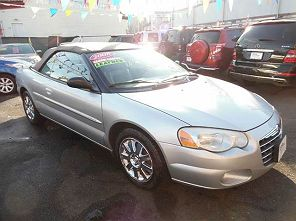 Image of Used 2006 Chrysler Sebring Limited