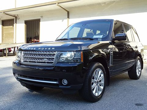 Image of Used 2010 Land Rover Range Rover Supercharged Supercharged