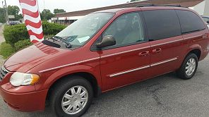 Image of Used 2007 Chrysler Town & Country Touring