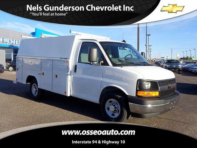 2017 Chevrolet Express 3500 Work Van