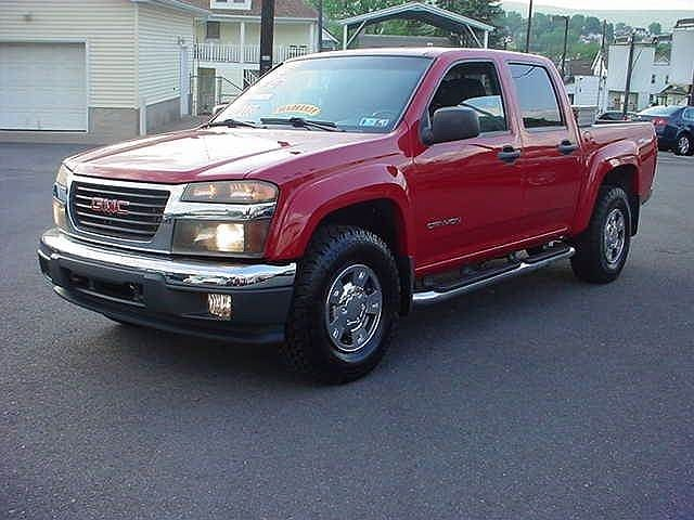 2005 GMC Canyon SLE