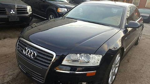 Image of Used 2006 Audi A8 L