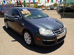 Image of Used 2010 Volkswagen Jetta SE
