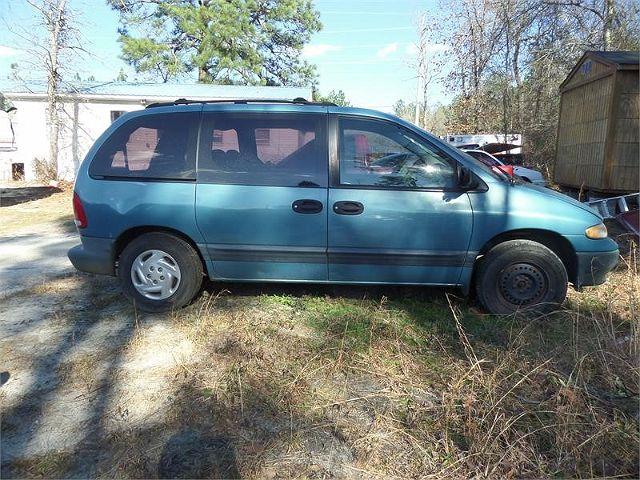 1997 Dodge Caravan SE