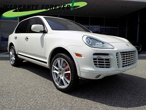 Image of Used 2009 Porsche Cayenne Turbo / Turbo S Turbo S
