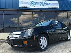 Image of Used 2007 Cadillac CTS Base