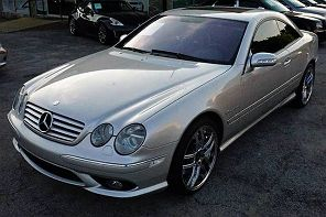 Image of Used 2003 Mercedes-Benz CL55 AMG AMG CL 55
