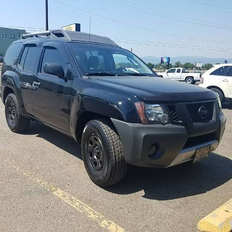 Image of Used 2010 Nissan Xterra X