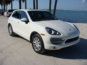 Image of Used 2011 Porsche Cayenne
