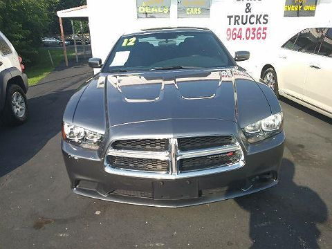 Image of Used 2012 Dodge Charger SE