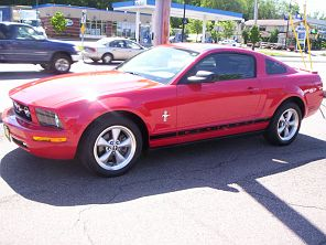 Image of Used 2008 Ford Mustang