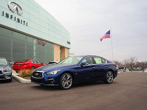 Image of New 2018 Infiniti Q50 Sport
