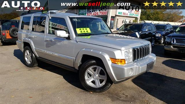 2009 Jeep Commander Limited Edition