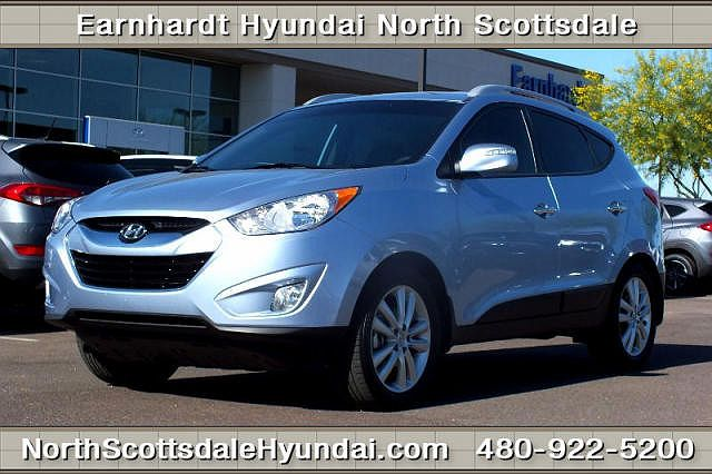 2012 Hyundai Tucson Limited Edition