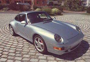 Image of Used 1996 Porsche 911 Carrera 4S