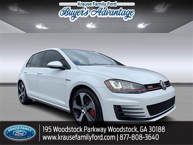 2016 Volkswagen Golf Autobahn