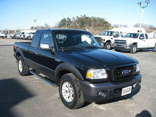 2009 Ford Ranger FX4