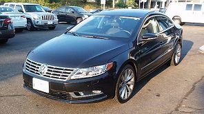 Image of Used 2013 Volkswagen CC Executive