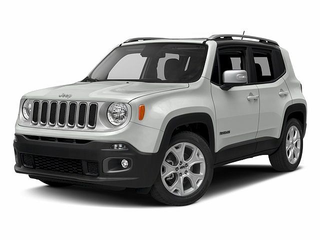 2016 Jeep Renegade Limited
