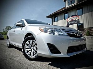Image of Used 2012 Toyota Camry LE