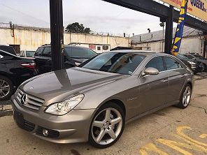Image of Used 2006 Mercedes-Benz CLS55 AMG 55 AMG