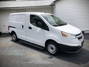 Image of Used 2017 Chevrolet City Express LT