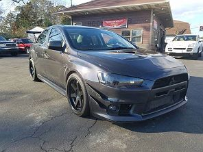 Image of Used 2010 Mitsubishi Lancer Evolution SE