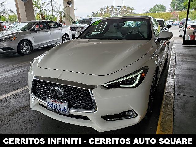 2019 Infiniti Q60 Luxe