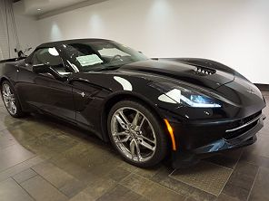 Image of Used 2016 Chevrolet Corvette Z51