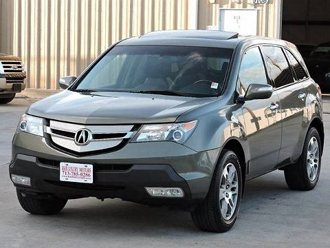 Image of Used 2007 Acura MDX Technology