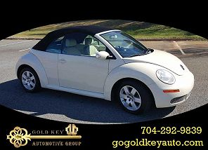 Image of Used 2007 Volkswagen New Beetle