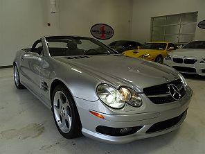 Image of Used 2004 Mercedes-Benz SL-class SL 600
