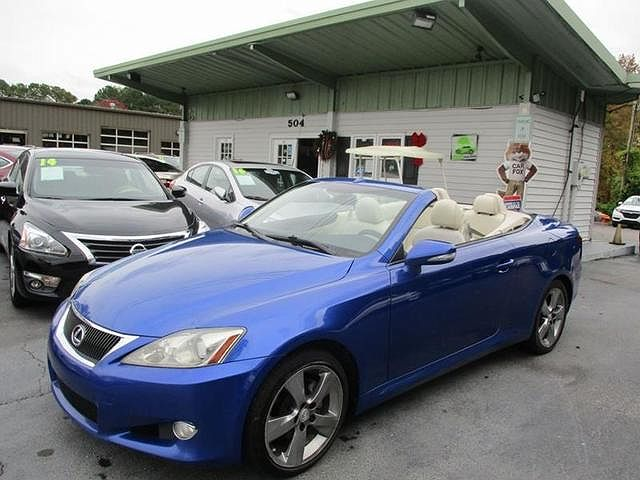 2010 Lexus IS 250 Base