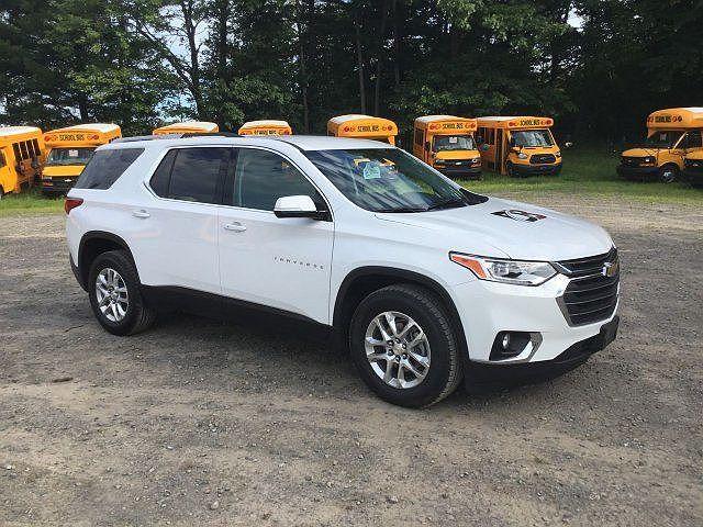 2018 Chevrolet Traverse LT 2FL