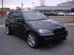 Image of Used 2010 BMW X5 M M