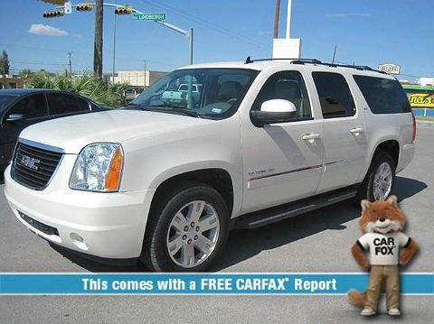 Image of Used 2012 GMC Yukon / Yukon XL 1500
