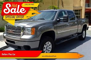 Image of Used 2013 GMC Sierra 3500HD Denali